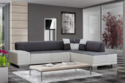 sofa minimalis untuk rumah dengan ruang tamu yang sempit