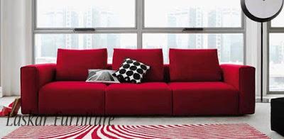 desain sofa minimalis untuk rumah dengan ruang tamu yang sempit
