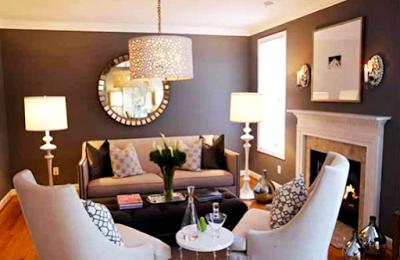 desain atau model kursi sofa minimalis untuk ruang tamu kecil