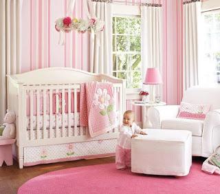 Dekorasi Kamar Tidur Anak Perempuan Sederhana Terlihat Cantik